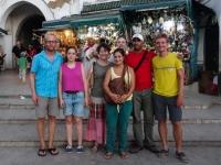 Retrouvailles avec la famille Badou
