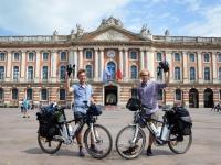 Ride the Flavour au coeur de Toulouse !