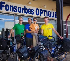 Fonsorbes Optique partage la vision de Ride the Flavour