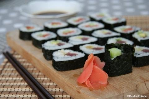 Maki Sushis !